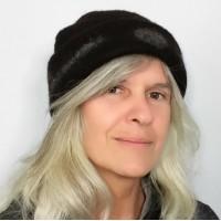Tuque feutré / chapeau à rebord : 100% alpaga naturel : unisexe pour femme ou homme