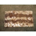 Carpet - felted alpaca on jute