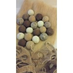 Dryer Balls (2 packs) : Ecological and Hypoallergenic Natural Fabric Softener