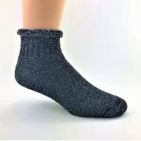 Thermal Alpaca Socks - SHORT - made in Quebec