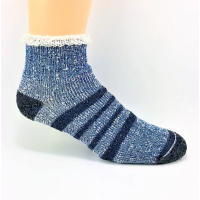 Thermal Alpaca Socks - SHORT - made in Quebec