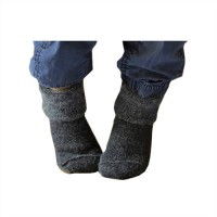 Thermal Alpaca Socks - Children - made in Quebec