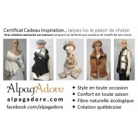 INSPIRATION gift certificate - custom-made creation